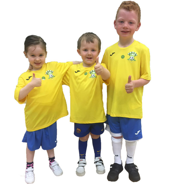 Football Classes For Toddlers